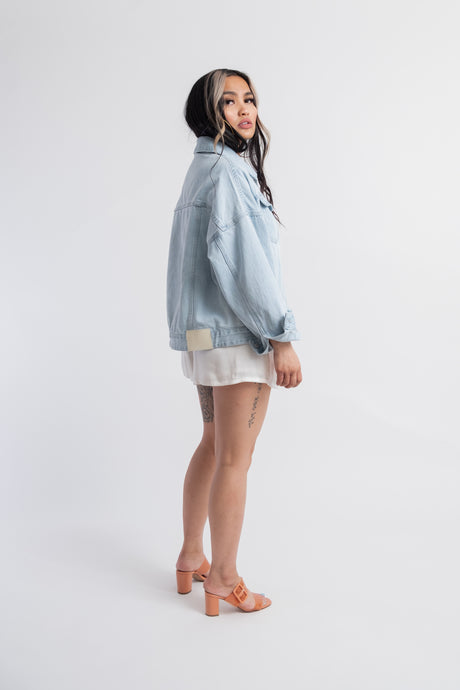 Equalise Denim Jacket