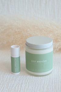 Just Breathe Solid Perfume