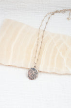 Load image into Gallery viewer, Sassy Moon Necklace / silver