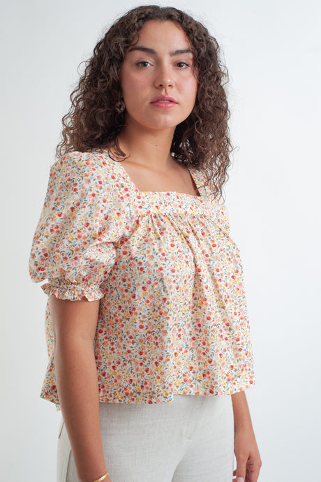 Bellerose Puff Blouse