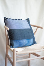 Load image into Gallery viewer, Patchwork Indigo Pillow Case / 1