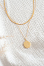 Load image into Gallery viewer, Sassy Moon Necklace / gold