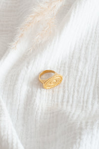 Perception Ring / gold