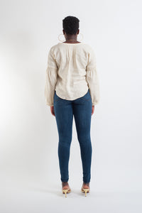 Amelia Blouse / cloud