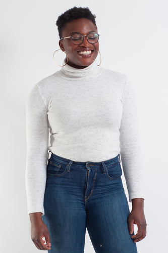 Rib Sweater Shea Turtleneck