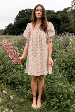 Load image into Gallery viewer, Bellerose Mini Puff Dress
