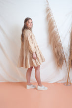 Load image into Gallery viewer, Avalon Smock Dress / caramel