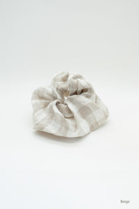 Linen Scrunchies / extra large