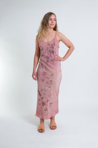 Rhea Silk Slip Dress