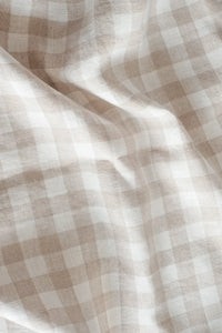 Linen Pillow Case / beige