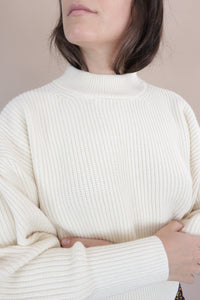 Sophie Sweater - Antique White
