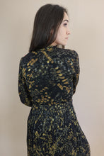 Load image into Gallery viewer, Fallen Dress - Mustard