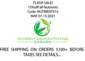 Nutrient Growth Systems Canada