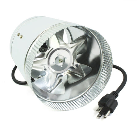 "6"" Inline Duct Booster Fan"