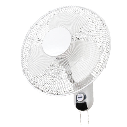 "16"" WALL MOUNT OSCILLATING FAN"