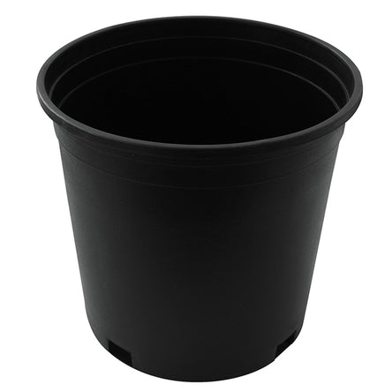 Nursery Pot Black Plastic 1 - 20 GAL