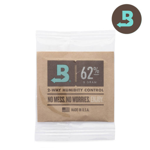 Boveda 8G 62% Individually Overwrapped