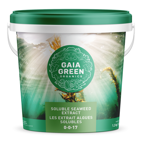 Gaia Green Soluble Seaweed Extract 1.2kg 1-1-17