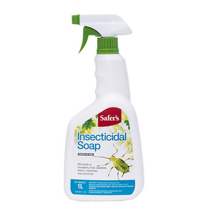 Safers Insecticidal Soap RTU - 1L