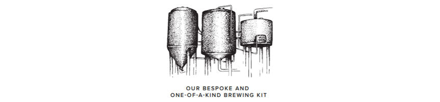 Small Beer Brewing Kit Diagram