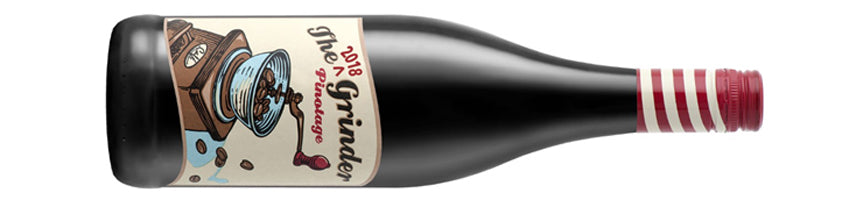 The Grape Grinder Pinotage 2018