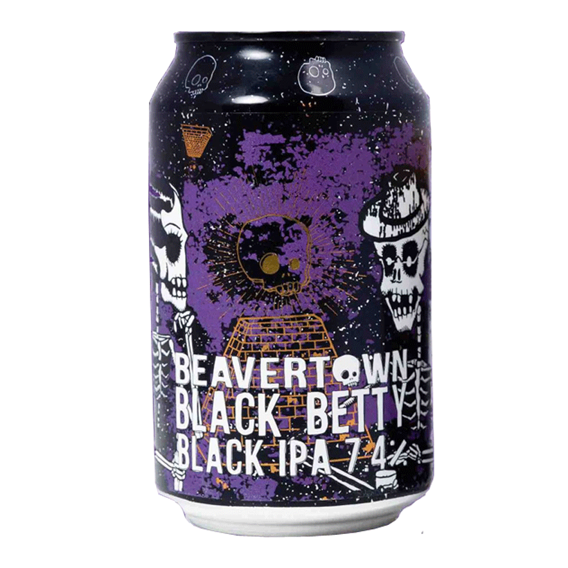 Beavertown Brewery Black Betty IPA