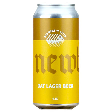 Newbarns Oat Lager Beer