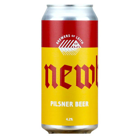 Newbarns Pilsner Beer