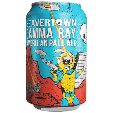 Craft Beer Beavertown Gamma Ray APA 300ml Can