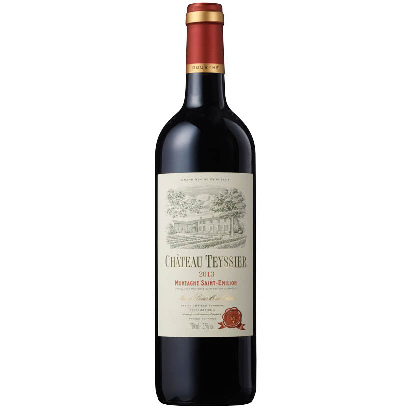 Chateau Tessier Red Wine