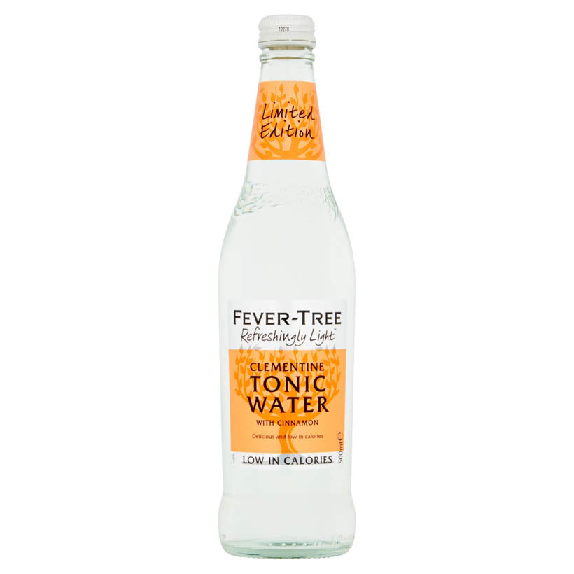 Fever-Tree Clementine and Cinnamon Tonic