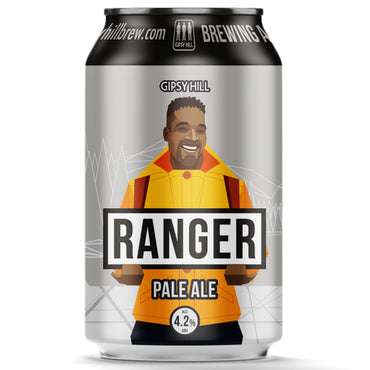 Craft Beer Gipsy Hill Ranger Pale Ale 330ml Can