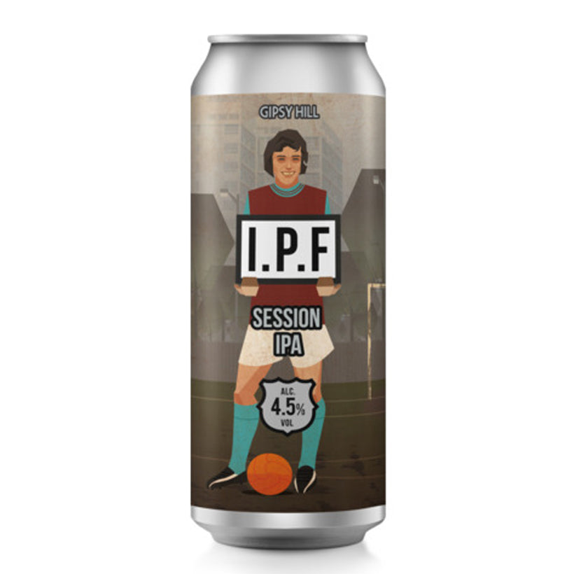 Gipsy Hill I.P.F Session IPA