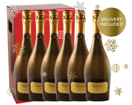 Prosecco Christmas Gift