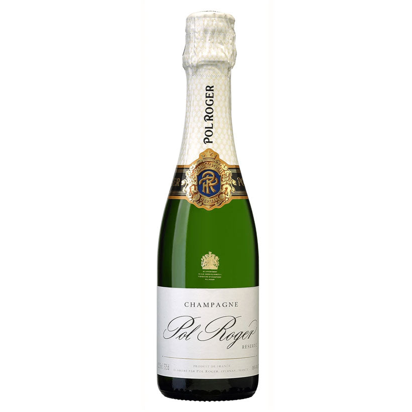 Pol Roger Brut Réserve NV Champagne - Half Bottle - 375ml