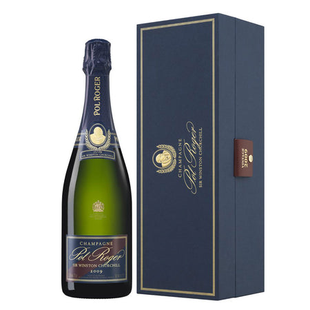 Champagne, Pol Roger Cuvee Sir Winston Churchill 2009 Presentation Box