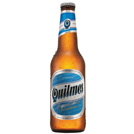 Quilmes Lager - 24 Pack