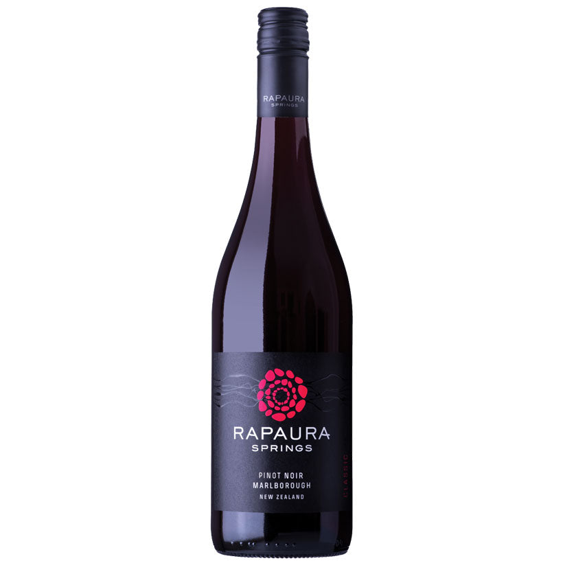 Rapaura Springs Pinot Noir, Marlborough Red Wine