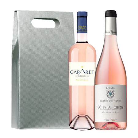 The Rosé Wine Lover - Gift Set