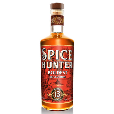 Spice Hunter Spiced Rum