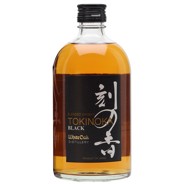 Tokinoka Black Japanese Blended Whisky - White Oak Distillery