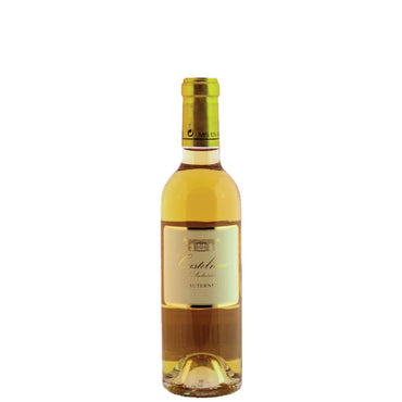 Sauternes Castelnau de Suduiraut Semillon 2008 - Half bottle - 375ml French Vegetarian Dessert Sweet white wine