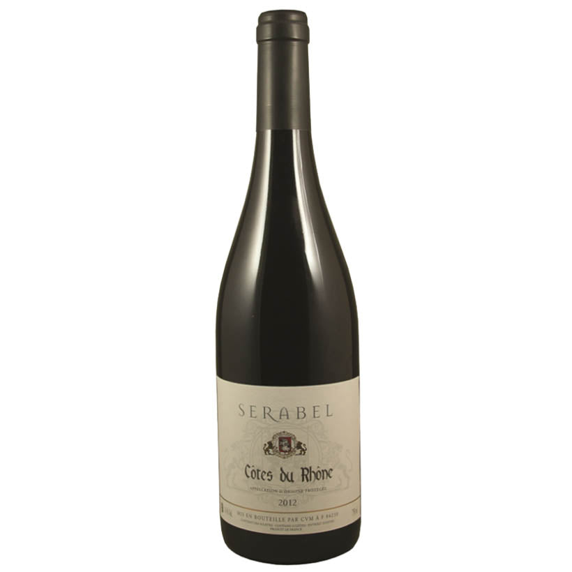 Serabel Côtes du Rhône 2014 French Red wine