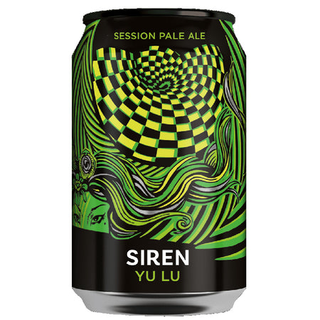 Craft Beer Siren Yu Lu Session Pale Ale 330ml Can