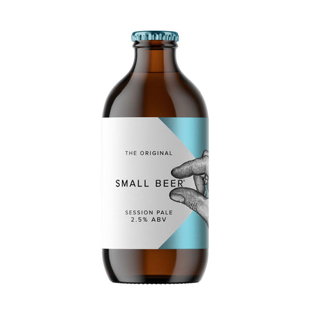Craft Beer, The Original Small Beer Session Pale 2.5%
