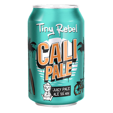 Craft Beer Tiny Rebel Cali Pale Ale 330ml Can