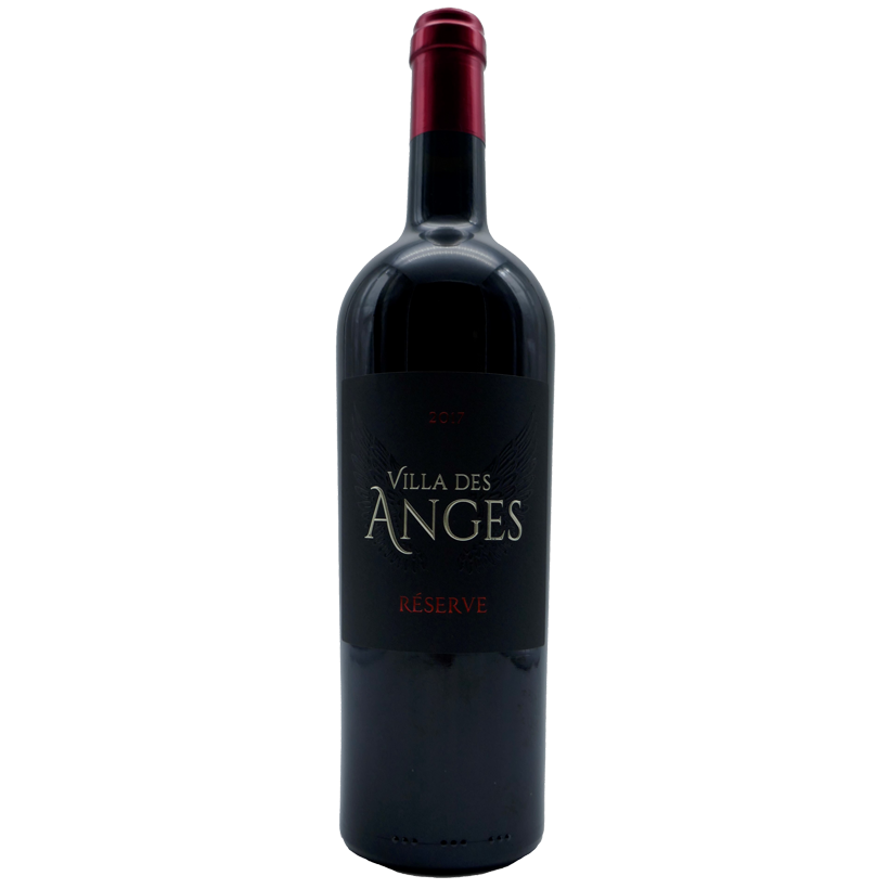 Red Wine Villa Des Anges Resrve Bordeaux Blend