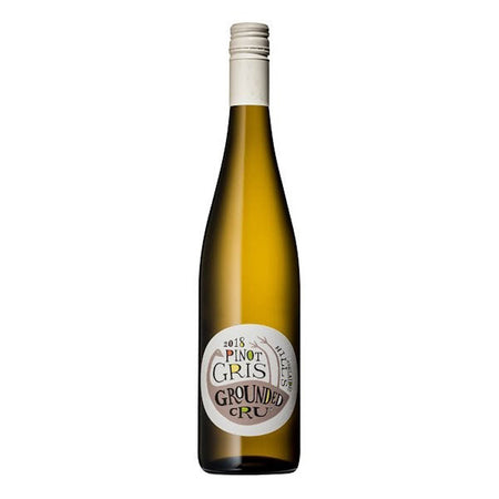 Grounded Cru Pinot Gris 2018