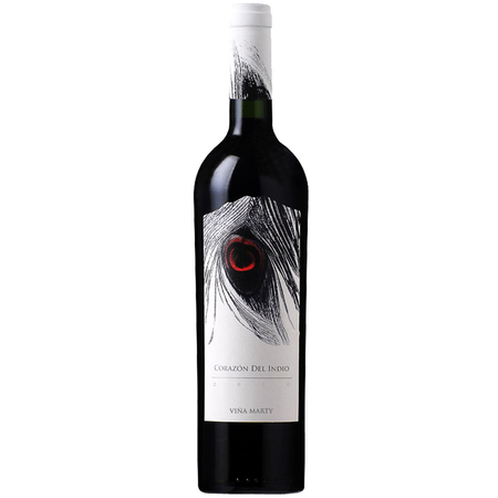 Corazon Del Indio Chilean Red Wine Chile
