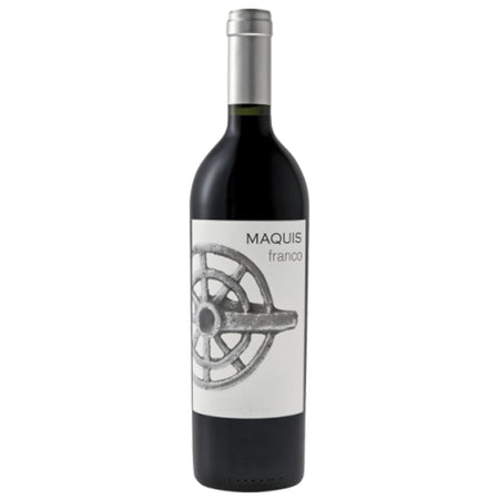 Red Wine Maquis Franco 2013 Chile